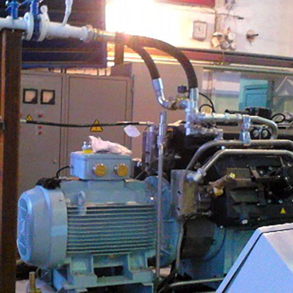 техобсулживание систем подачи технических газов